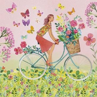 lente fiets